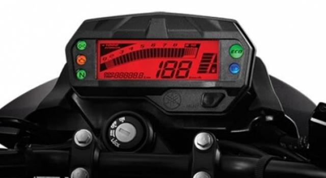 Full Digital Multifunctional Speedometer