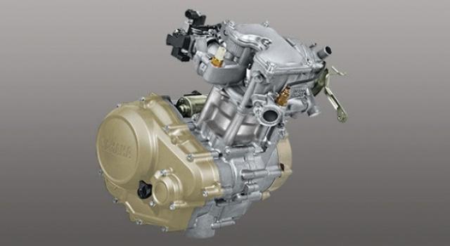 Big Torque Engine 150cc 4 valves