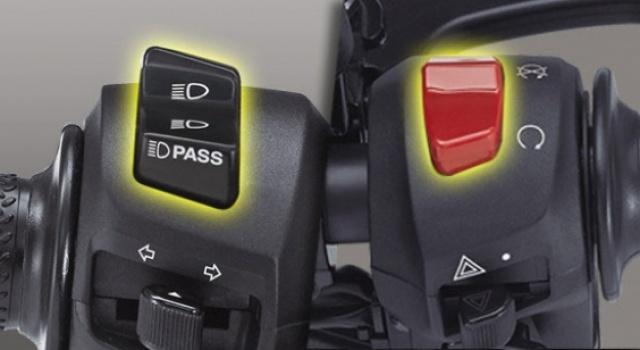 Pass Beam & Engine Cut-Off