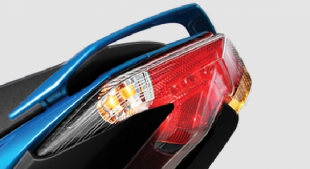 Arrow Tail Shaped Light