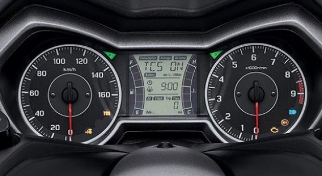 Multifunction Speedometer