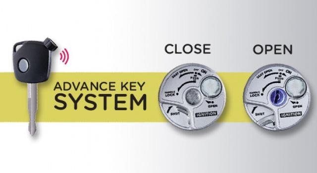 ADVANCE KEY SYSTEM (AKS)