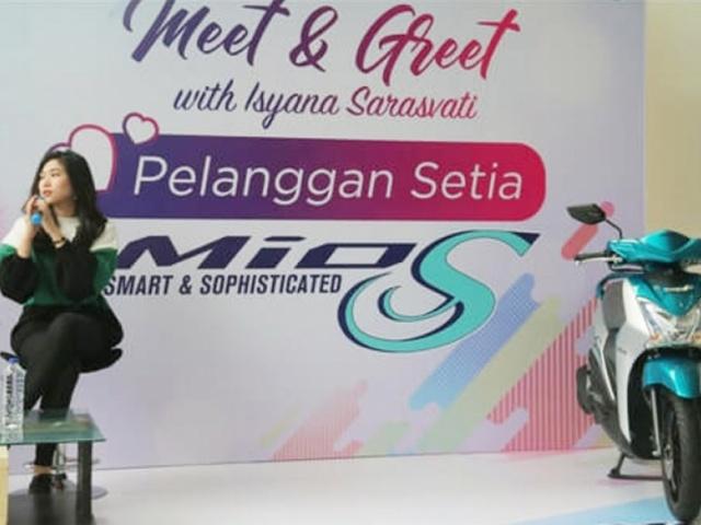 Mio S Roadshow Concert Featuring Isyana Sarasvati Memikat Semarang