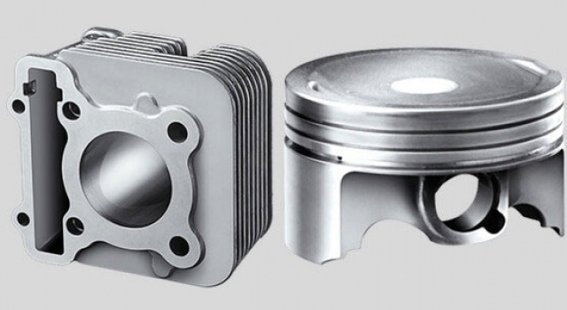Teknologi DiASil Cylinder & Forged Piston